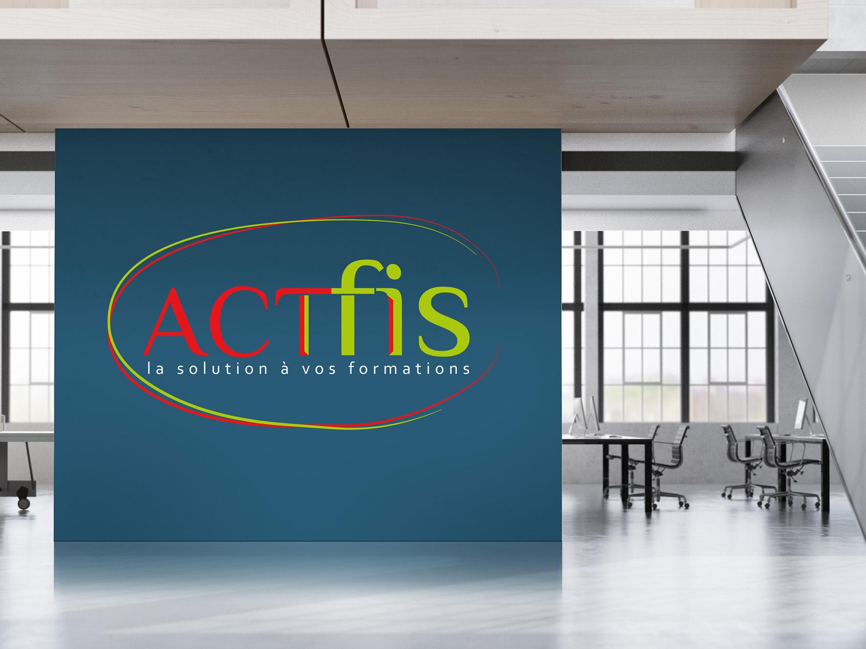 Logo ACTFIS