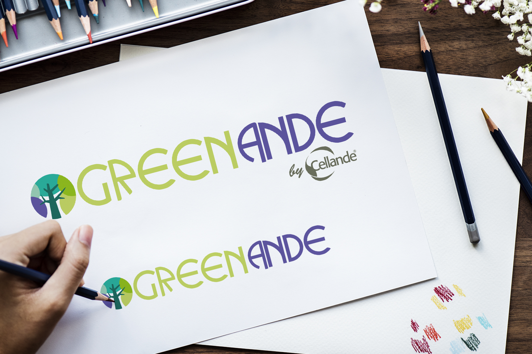Logo-Greenande